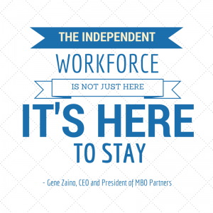 INDEPENDENT WORKFORCE